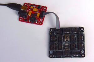 Connect Mainboard and Dual Power module