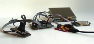Gadgeteer Modules and Mainboard