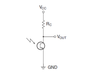 Phototransistor Circuit