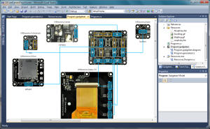 Touch Screen Camera SDCard in .NET Gadgeteer Designer