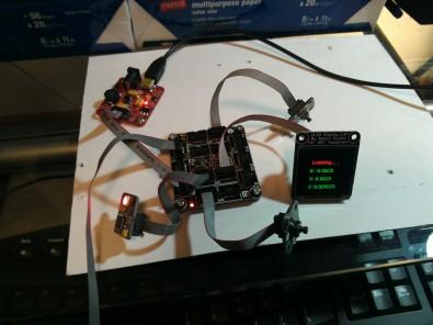 Posture Sensor with LED Alert