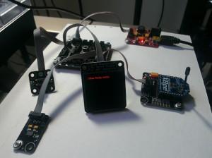Accelerometer Sensor Device