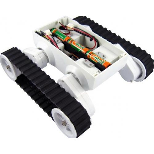 Makerfire 4-wheel Robot Smart Car Chassis Kits Car